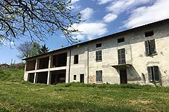 Country Wine Estate for sale in Piemonte - Traditional style rustico