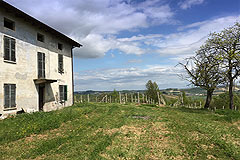 Country Wine Estate for sale in Piemonte - Panoramic position