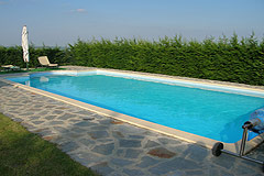 Luxury Country Home for sale in the Langhe region of Piemonte - Swimming pool