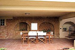 Italian farmhouse close to a golf course for sale in Piemonte - Terrace