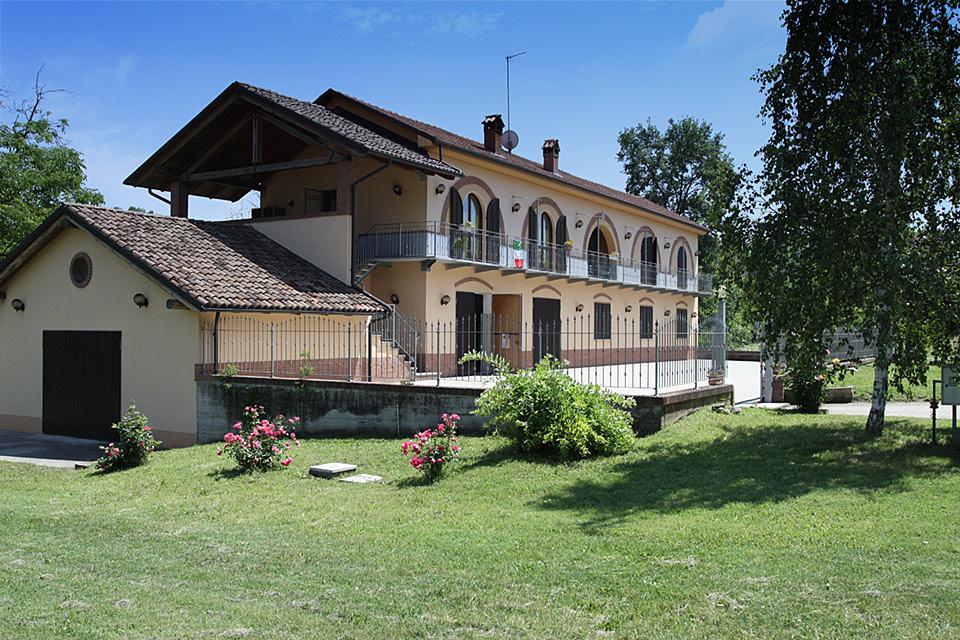 Ristoranti In Villa Ad Asti