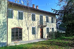 Beautiful Country Home for sale in Piemonte - Traditional Italian country home