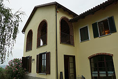 Beautiful Country Home for sale in Piemonte - The property has been built to a high standard