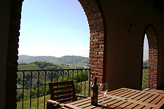 Beautiful Country Home for sale in Piemonte - Terrace area