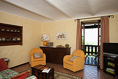 Luxury home for sale in Piemonte Italy - Living area