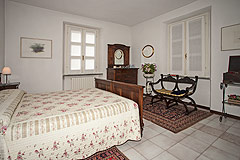 Luxury Equestrian Property for sale in Piemonte Italy - Master Bedroom