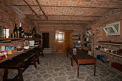 Luxury Equestrian Property for sale in Piemonte Italy - Cantina