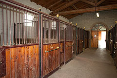Luxury Equestrian Property for sale in Piemonte Italy - Stables
