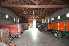 Luxury Equestrian Property for sale in Piemonte Italy - Storage area