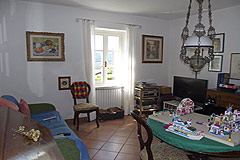 Country House with Swimming Pool for sale in Piemonte - Living area