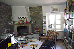 Country House with Swimming Pool for sale in Piemonte - Office area