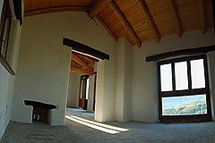Teil restauriertes Stein Bauernhaus zum Verkauf im Piemont - Master bedroom-sitting room