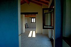 Teil restauriertes Stein Bauernhaus zum Verkauf im Piemont - Master Bedroom