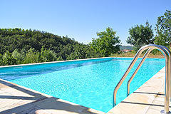 Restored Luxury Stone Country House in Piemonte - Swimming pool
