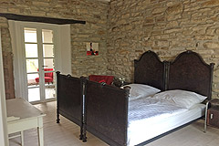 Restored Luxury Stone Country House in Piemonte - Bedroom