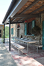 Restored Luxury Stone Country House in Piemonte - Outside living area