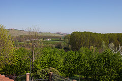 Country house for sale in the Piemonte region of Italy - Surrounding views