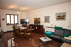 Country house for sale in the Piemonte region of Italy - Living area