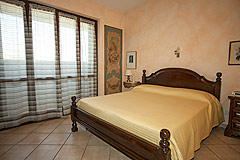 Country house for sale in the Piemonte region of Italy - Bedroom
