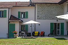 Luxuriöses Landhaus zum Verkauf  im Piemont, Italien - Terrace