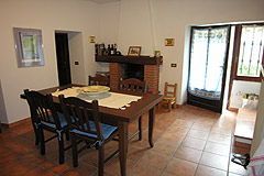 Village house  for sale in Piemonte - Dining area