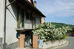 Village house  for sale in Piemonte - Entrance to the property