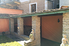 Historic village property for sale in Piemonte - Internal courtyard