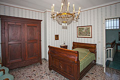 Historic village property for sale in Piemonte - Bedroom