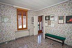 Historic village property for sale in Piemonte - Spacious bedroom