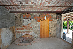 Italian farmhouse with barn for sale in Piemonte - Additional area for development