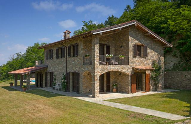 Bellissima casa con piscina in vendita in piemonte canelli 8058 piedmont property immobili - Piscina nizza monferrato ...