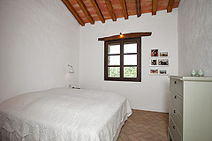 Luxury Country Home with Pool for sale in Piemonte Italy - Bedroom