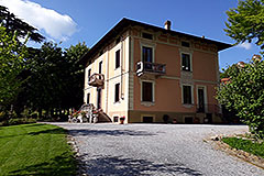 Luxury Liberty Villa for sale in Piemonte - Luxury Liberty property in the Langhe close to Alba.