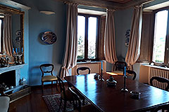 Luxury Country Home  for sale in Piemonte - Dining area