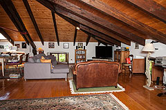 Luxury Country Home  for sale in Piemonte - Roof attic area