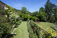 Luxury Country Home  for sale in Piemonte - Beautiful gardens