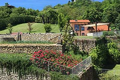 Luxury Country Home  for sale in Piemonte - Private gardens