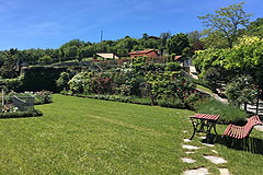 Luxury Country Home  for sale in Piemonte - Garden area