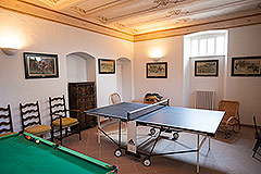 Luxury Country Home  for sale in Piemonte - Games room