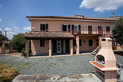 Country House for sale in Piemonte Italy - Front view