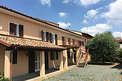 Country House for sale in Piemonte Italy - View of property