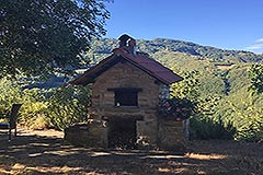 Country Home with swimming pool for sale in Piemonte - Small outbuilding