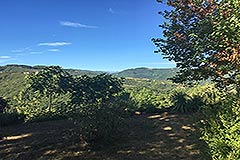 Country Home with swimming pool for sale in Piemonte - Views