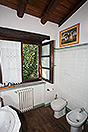 Character Country Stone House with dependance for sale in Piemonte - Bathroom