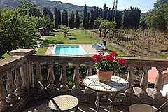 Country House with Swimming Pool for sale in Piemonte - Balcony