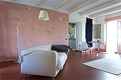Country Estate with Vineyard for sale in Piemonte - Living area