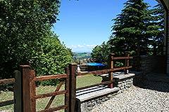 Villa in vendita in Piemonte - Garden area