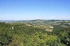 Italian Villa for sale in Piemonte - Panoramic views