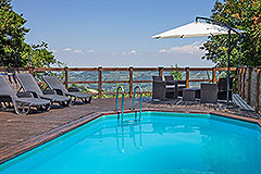 Italian Villa for sale in Piemonte - Charming Italian Villa with Swimming Pool with stunning vineyard views.