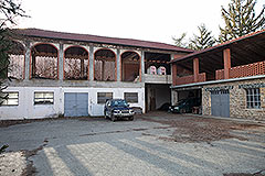 Country Estate for sale in Piemonte - Barn area